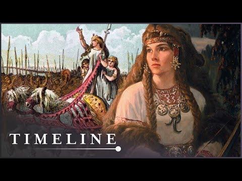 The Legendary Story Of Celtic Queen Boudicca | Warrior Queen | Timeline