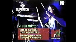 "STUCK MOJO - ""(Here Comes) The Monster"" (Performed Live for MTV Europe) 1997"