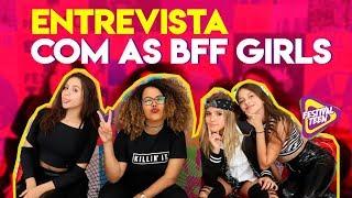 """BFF GIRLS Revela INSPIRAÇÃO Da Música """"MEU CRUSH"""""""
