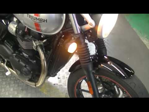 StreetTwin/トライアンフ 900cc 神奈川県 リバースオート相模原
