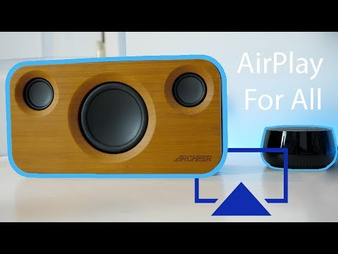 How to add AirPlay to any speaker for $35!