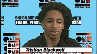 Tristian Blackwell