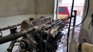 Rebello Racing 3.35L L28 on Dyno