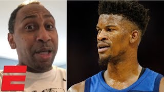 Jimmy Butler on his way to Philly! Stephen A. Smith speaks on Sixers trade with the Timberwolves