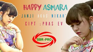Chord Gitar dan Lirik Lagu Janji Akad Nikah - Happy Asmara