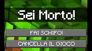 E SE MINECRAFT FOSSE CATTIVO?! (Unfair Minecraft)