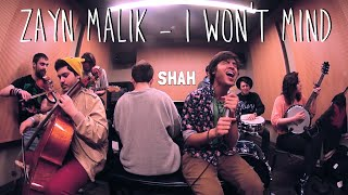 Zayn Malik - I Won't Mind (Live Acoustic Cover by SHAH)