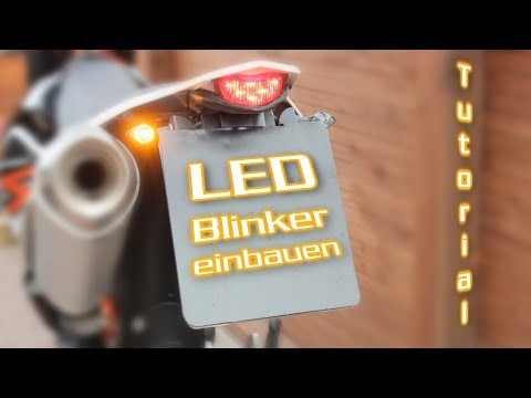 LED Blinker Umbau | SMC R 690 | Tutorial | Part 1