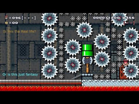 Super Mario Maker - Super Expert part 5