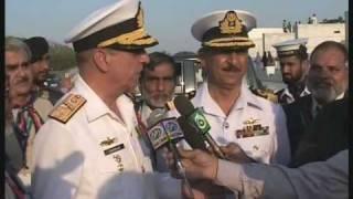 preview picture of video 'Petaro Golden Jubilee - 03c - 23 Feb '07 - Quaids mazar - part 3'