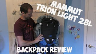 Episode 34 - Mammut Trion Light 28 Pack Review