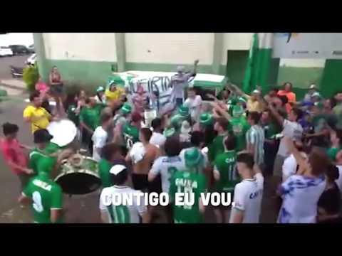 """""""Ensaio Barra da Chape - 24/01/2017 - Compilação - Legendado"""" Barra: Barra da Chape • Club: Chapecoense"""