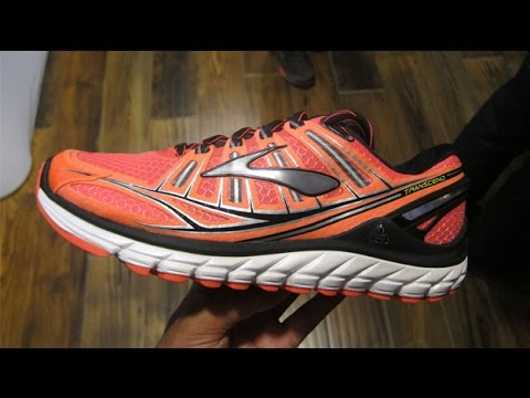 Brooks Transcend:Review and Opinion