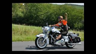 Harley Davidson - 1st Friendship Ride Germany auf der Wasserkuppe