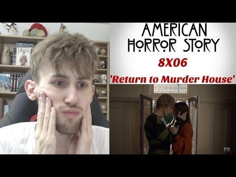 American Horror Story Season 8 Episode 6 - 'Return to Murder House' Reaction