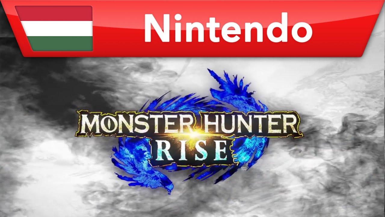 MONSTER HUNTER RISE – Wyvern Riding Trailer | Nintendo Switch