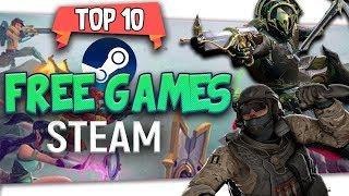 "👨👦👦 👨👧👧  Top Ten ""Most Popular Free Games On Steam"" Winter 2019 | SKYLENT"