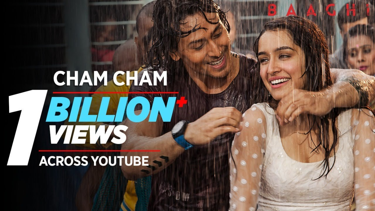 Cham Cham | BAAGHI | LYRICS