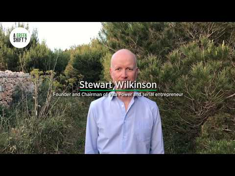 A Green Shift ? - Stewart Wilkinson