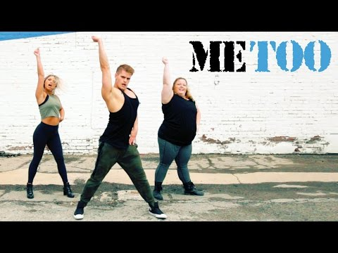 Meghan Trainor - Me Too | The Fitness Marshall | Dance Workout