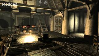 Skyrim Mod Sanctuary - Part 11 : Darkness Rises