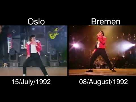 Download Michael Jackson Beat It Live Oslo Vs Bremen