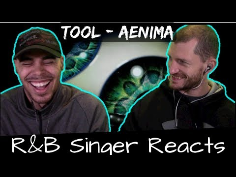 R&B Head Reacts to Tool - Aenima