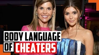 Proof Lori Loughlin Forced Daughter, Olivia Jade, To College & Cheated To Get Her In – Body Language