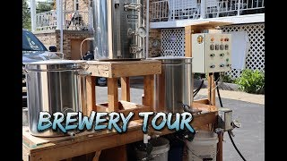 1BBL Home Brewery Tour