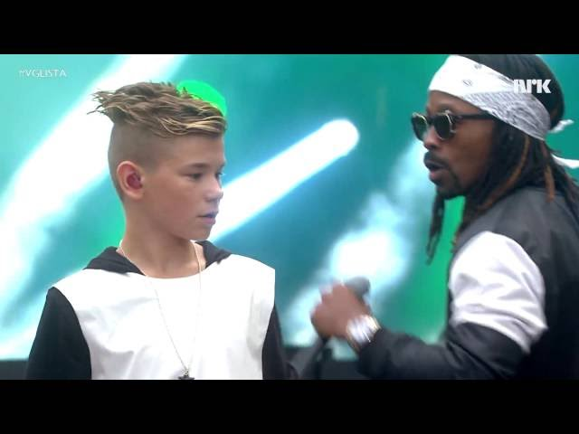 Marcus & Martinus – Girls ft. Madcon | Live VG-LISTA 2016
