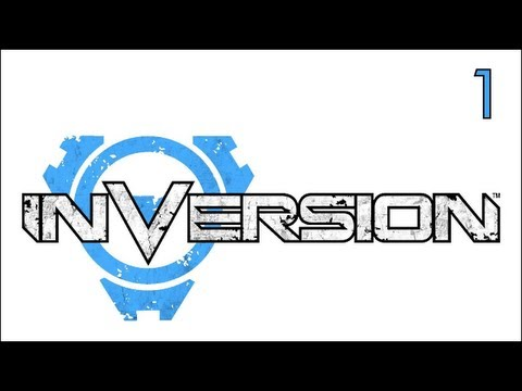 Прохождение Inversion - Часть 1 — Падение Вангарда