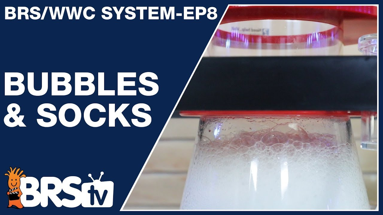 Mechanical filtration? Protein skimmers, filter socks & reactors - The BRS/WWC System Ep8 - BRStv