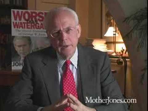 Vidéo de John W. Dean