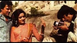 Sholey Old Rare Photos and Memories, Hindi Cinema's Greatest Movie ever,
