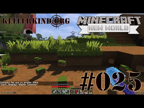 Minecraft: A New World #25 – Die Erde muss weg! ★ Let's Play Minecraft SMP [HD|60FPS]