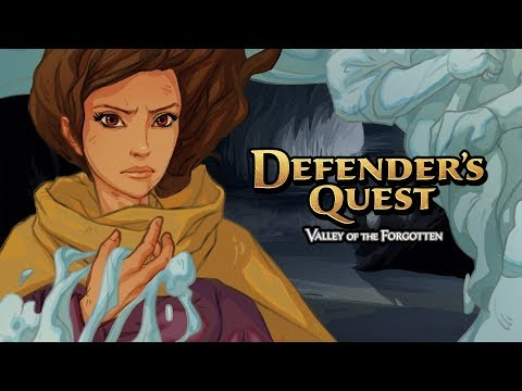Defender's Quest: Valley of the Forgotten DX | Gameplay Trailer PS4/XB1/VITA thumbnail