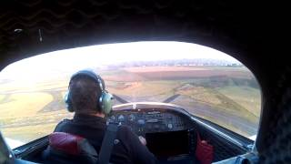 Смотреть онлайн Крушение маленького самолета от первого лица
