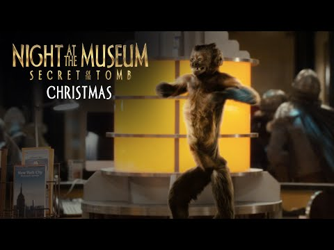 Night at the Museum: Secret of the Tomb (TV Spot 'On the Move')