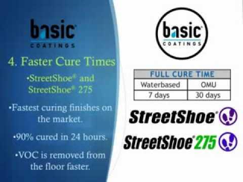 6 Advantages to Basic® Coatings Waterbased Finishes