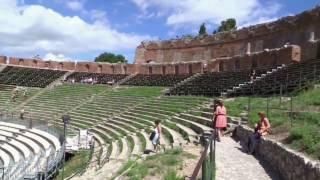 "Video thumbnail of ""Lights of Taormina – Mark Knopfler"""
