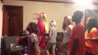 Henley Frizzell Dance Fun