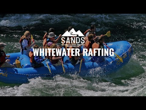 Sands Whitewater Rafting Trips