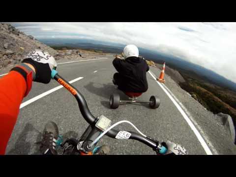 drift trikes gravity fest weekend