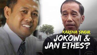 Dosen UNNES Dibebastugaskan Sementara, karena Sindir Presiden Jokowi dan Jan Ethes di Facebook?
