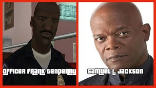 Characters and Voice Actors - Grand Theft Auto: San Andreas