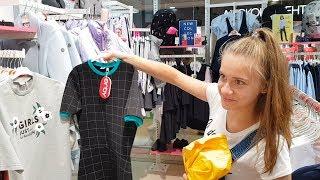 LIFE VLOG: BACK TO SCHOOL/ Покупки к школе/ Школьная одежда в Concept club/ Orby