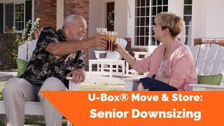 U-Box® Move & Store: Senior Downsizing