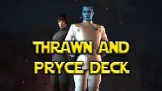 Star Wars: Force Arena - Thrawn & Pryce Very Good After Balance Changes