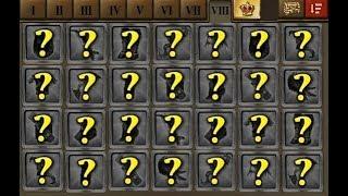 Drakensang - Opening Uniq item Stats