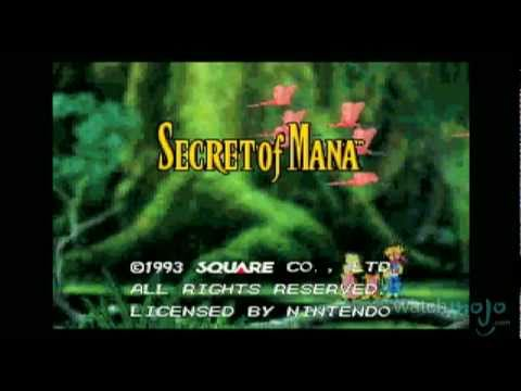 Video Game Classics: The Secret of Mana